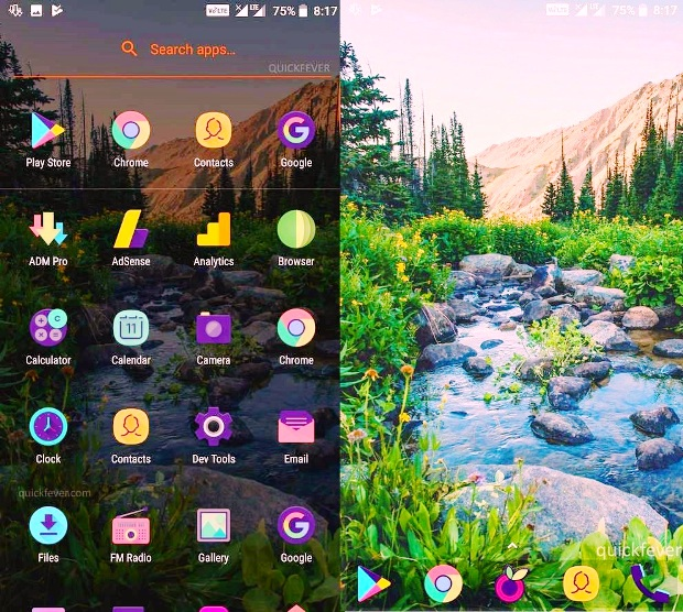 Best Nova launcher themes for Android Users