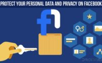 Protect your personal data on faceook