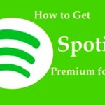 Get Spotify premium for free