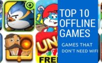 Games that don't need wifi