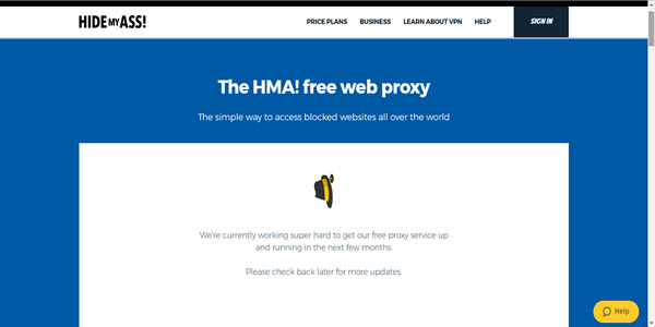 Free Web Proxies for Safe and Anonymous Surfing