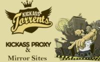 Kickass Unblocked & KAT Mirror Sites List