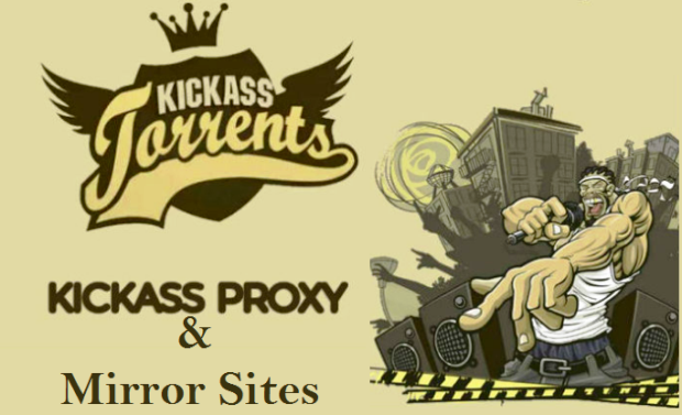 Kickass Proxy 2018 – Kickass Unblocked & KAT Mirror Sites List