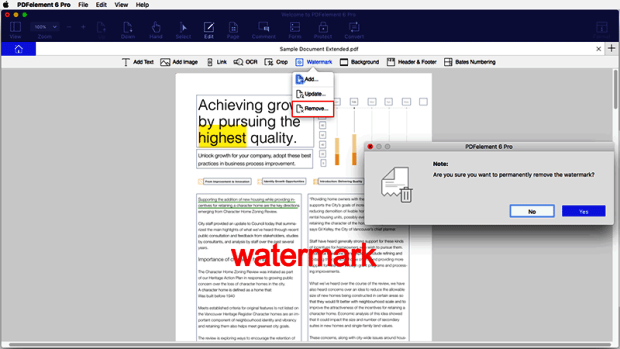 PDFElement- Best PDF editor apps