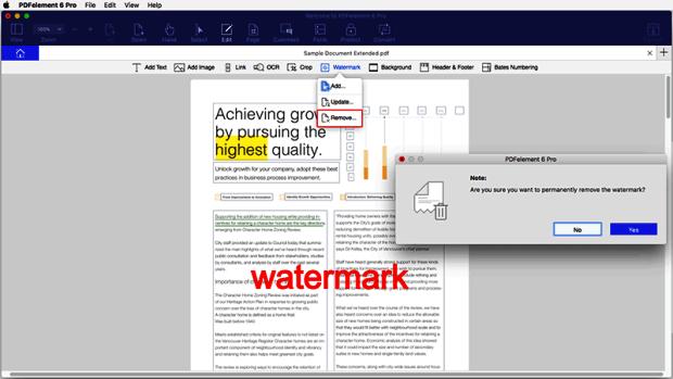 PDFElement- Best PDF editor apps